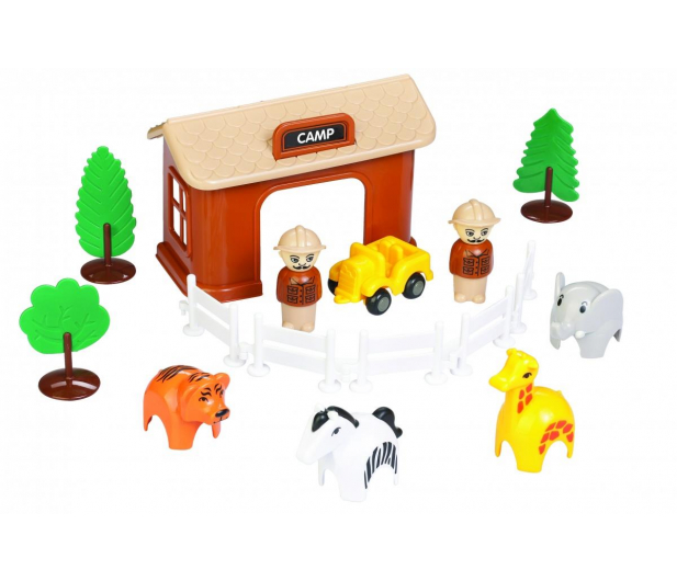 Viking Toys Viking City farma z figurkami - 416469 - zdjęcie