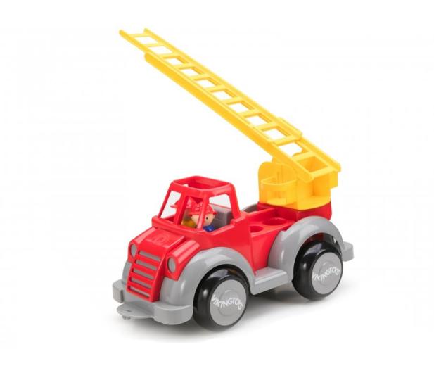 Viking Toys Straż Pożarna z figurkami Super Auto Fun Colors - 416488 - zdjęcie