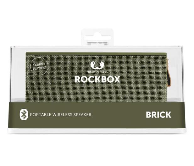 Fresh N Rebel Rockbox Brick Fabriq Edition Army - 421911 - zdjęcie 4