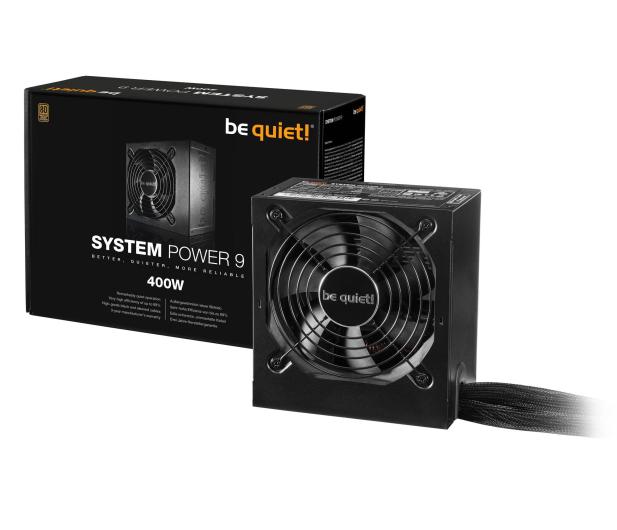 be quiet! System Power 9 400W 80 Plus Bronze - 423077 - zdjęcie