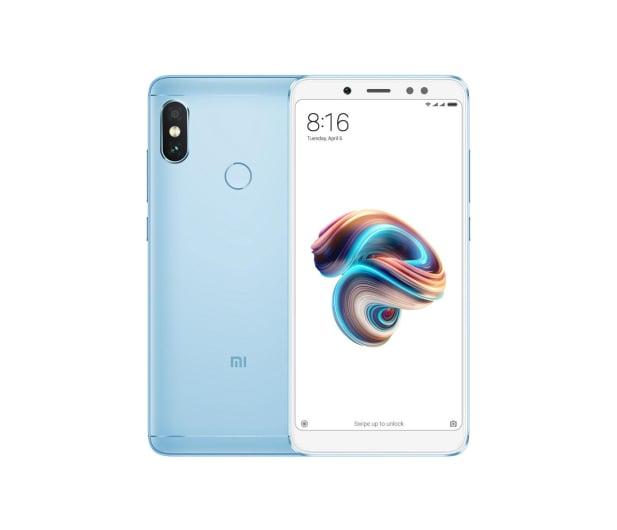 Xiaomi Redmi Note 5 3/32GB Blue - 428384 - zdjęcie