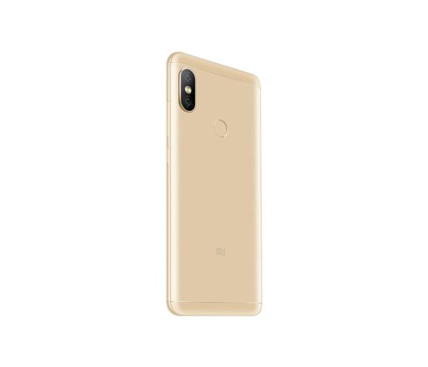 Xiaomi Redmi Note 5 4/64GB Gold - 429748 - zdjęcie 5