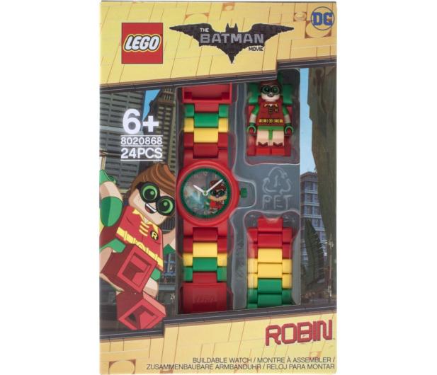 POLTOP LEGO Batman Movie zegarek Robin - 418188 - zdjęcie 4