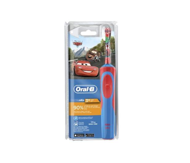 Oral-B D12 Kids Cars - 429221 - zdjęcie 2