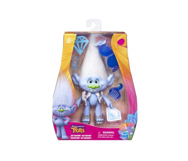 Hasbro Trolls Guy Diamond - 426792 - zdjęcie 2