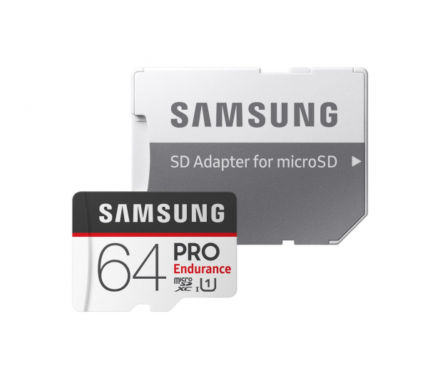 Samsung 64GB microSDXC PRO Endurance UHS-I 100MB/s  - 429922 - zdjęcie 4