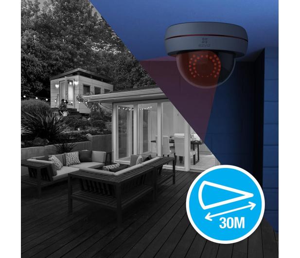 EZVIZ C4S FullHD LED IR (dzień/noc) IP66 IK10 - 406845 - zdjęcie 7