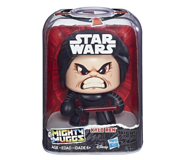 Hasbro Disney Star Wars Mighty Muggs Kylo Ren - 430000 - zdjęcie 4