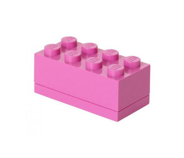 POLTOP LEGO Mini Box 8 różowy - 422161 - zdjęcie