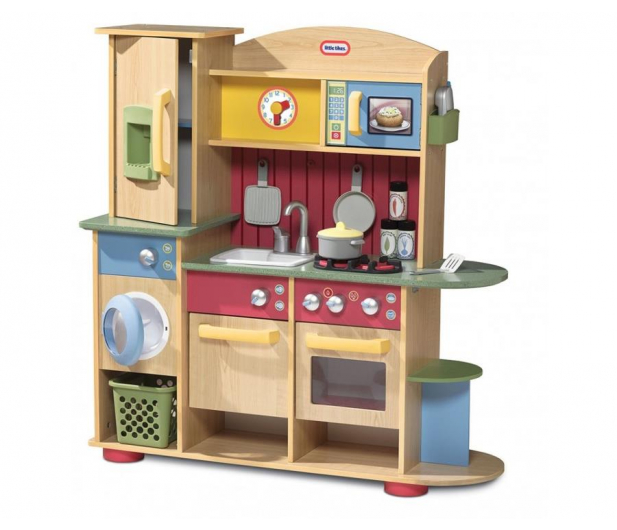 Little Tikes Kuchnia Drewniana Kuchenne Kreacje Agd Dla Dzieci