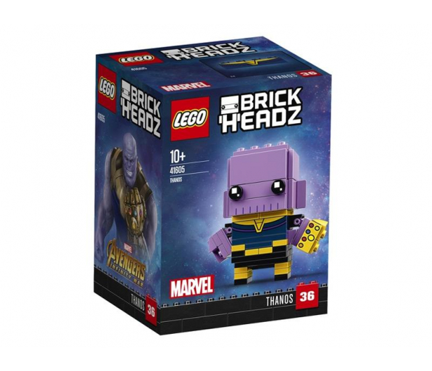 LEGO BrickHeadz Thanos  - 428219 - zdjęcie 1
