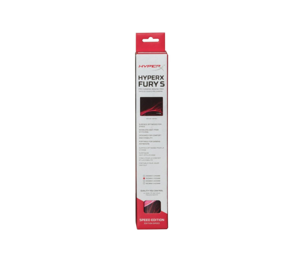HyperX FURY S Gaming Mouse Pad - M Speed Edition  - 430859 - zdjęcie 4