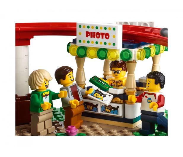 LEGO Creator Kolejka górska - 474668 - zdjęcie 4
