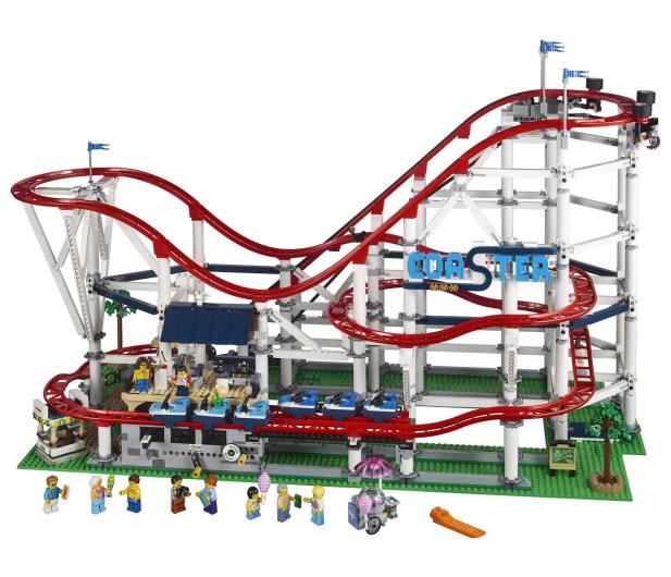 LEGO Creator Kolejka górska - 474668 - zdjęcie 3