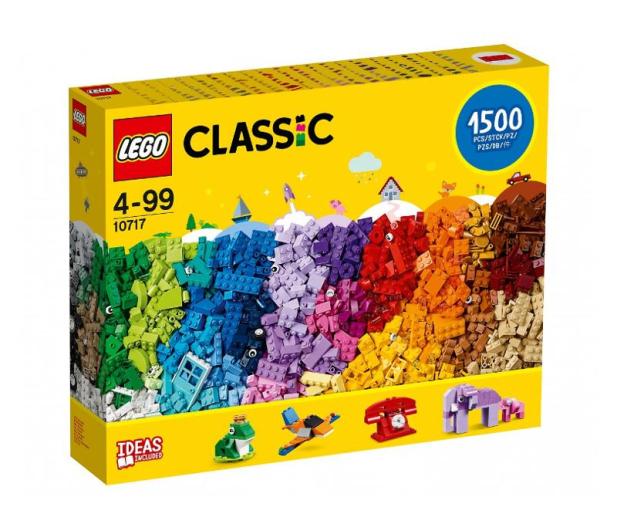 LEGO Classic Klocki, klocki, klocki - 431364 - zdjęcie