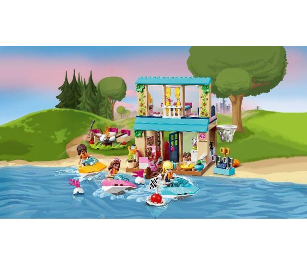 LEGO Juniors Domek nad jeziorem Stephanie - 431396 - zdjęcie 4