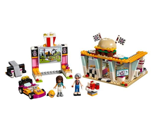LEGO Friends Wyścigowa restauracja - 431403 - zdjęcie 2