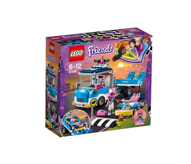 LEGO Friends Furgonetka usługowa - 431415 - zdjęcie