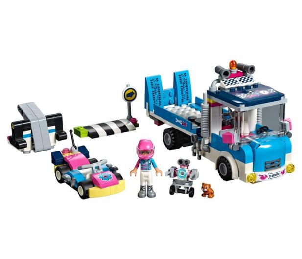 LEGO Friends Furgonetka usługowa - 431415 - zdjęcie 2