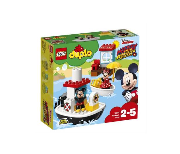 LEGO DUPLO Łódka Mikiego - 431397 - zdjęcie