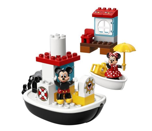LEGO DUPLO Łódka Mikiego - 431397 - zdjęcie 2