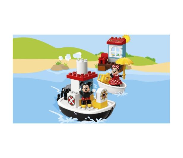 LEGO DUPLO Łódka Mikiego - 431397 - zdjęcie 3