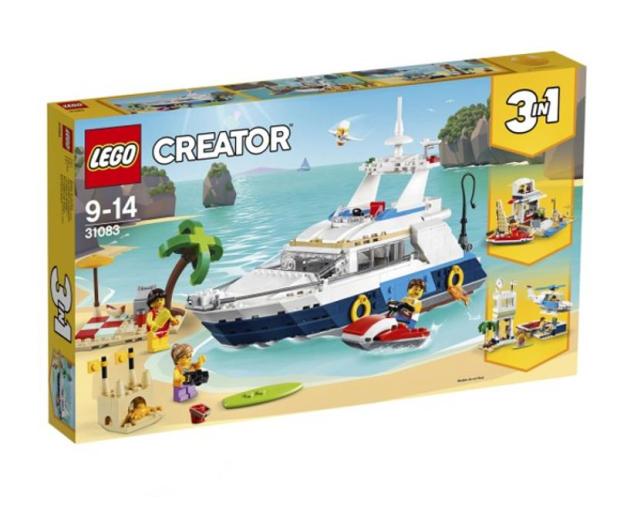LEGO Creator Przygody w podróży - 431373 - zdjęcie