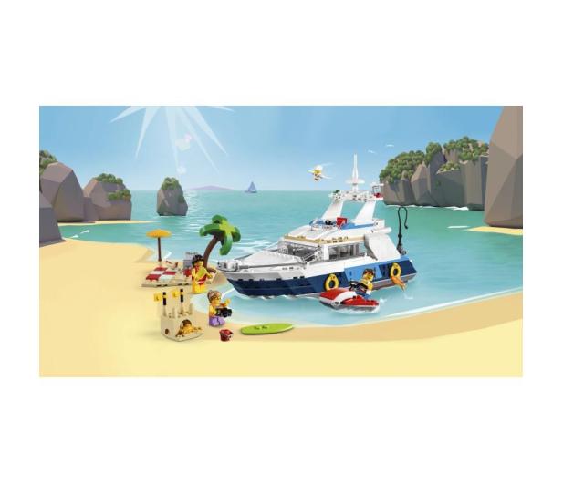 LEGO Creator Przygody w podróży - 431373 - zdjęcie 3