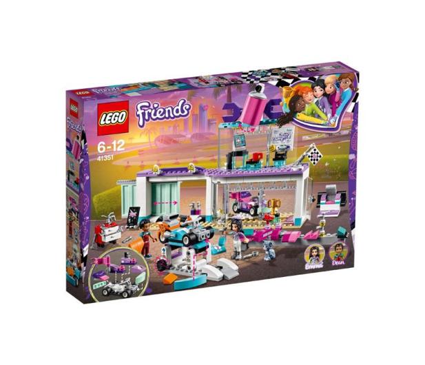 LEGO Friends Kreatywny warsztat - 431383 - zdjęcie