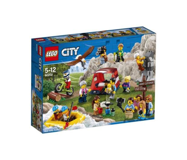 LEGO City Niesamowite przygody - 431385 - zdjęcie