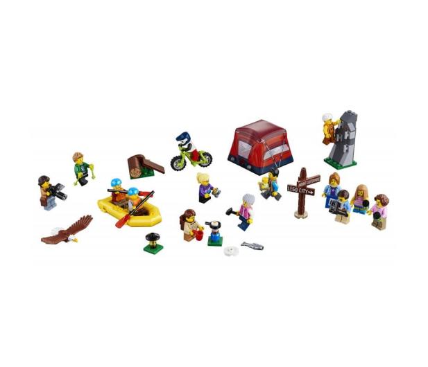 LEGO City Niesamowite przygody - 431385 - zdjęcie 2