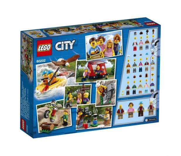 LEGO City Niesamowite przygody - 431385 - zdjęcie 6
