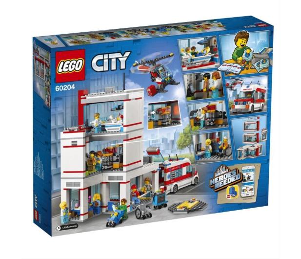 LEGO City Szpital LEGO City - 431356 - zdjęcie 3