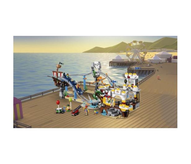 LEGO Creator Piracka kolejka górska - 431354 - zdjęcie 3