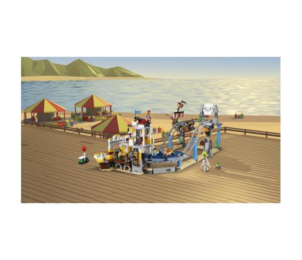 LEGO Creator Piracka kolejka górska - 431354 - zdjęcie 4