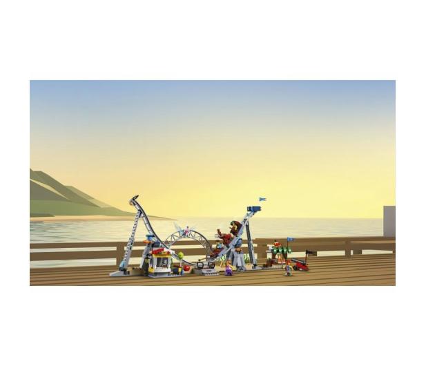 LEGO Creator Piracka kolejka górska - 431354 - zdjęcie 5