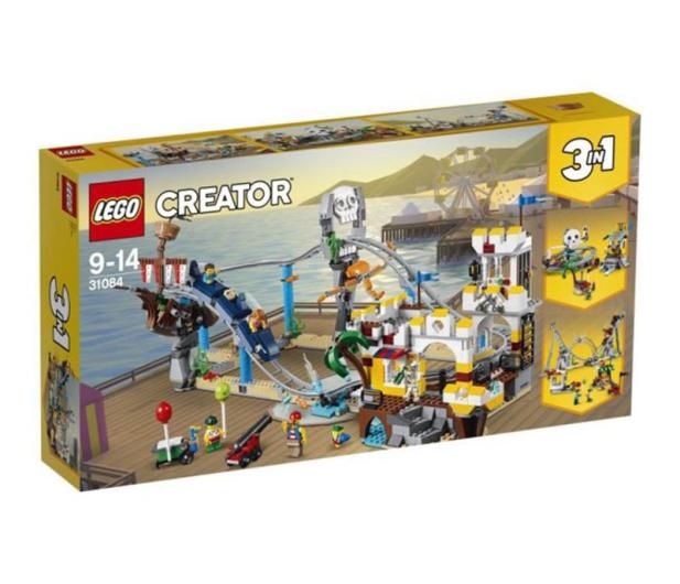LEGO Creator Piracka kolejka górska - 431354 - zdjęcie
