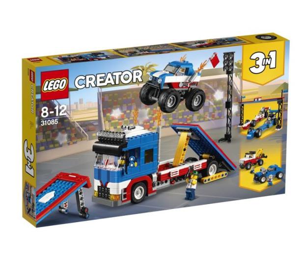 LEGO Creator Pokaz kaskaderski - 431375 - zdjęcie