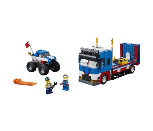 LEGO Creator Pokaz kaskaderski - 431375 - zdjęcie 2