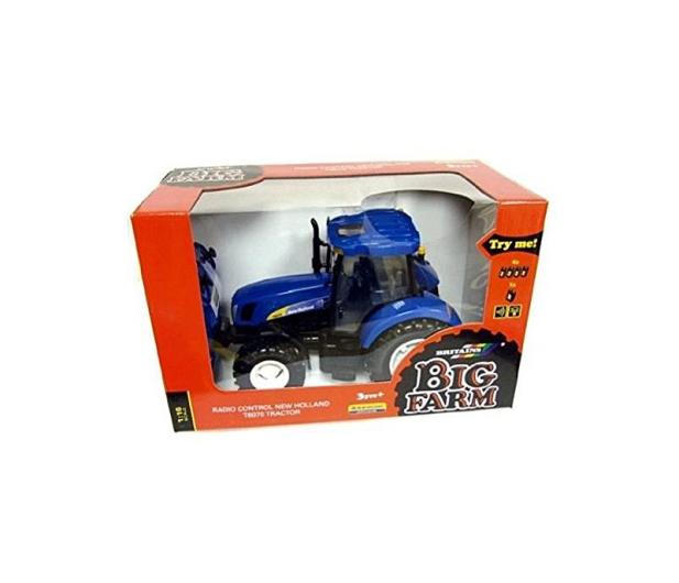 TOMY Britains New Holland T6070 Traktor RC 42601 - 429427 - zdjęcie 3