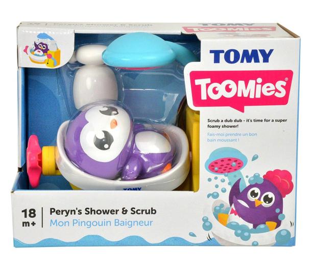 TOMY Toomies Prysznic Pingwinka E72610 - 430240 - zdjęcie 4