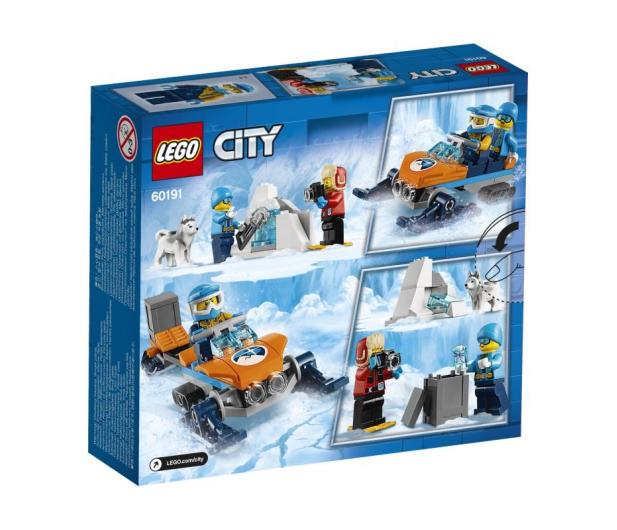 LEGO City Arktyczny zespół badawczy - 431425 - zdjęcie 3