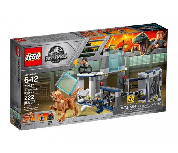 LEGO Jurassic World Ucieczka z laboratorium - 430452 - zdjęcie