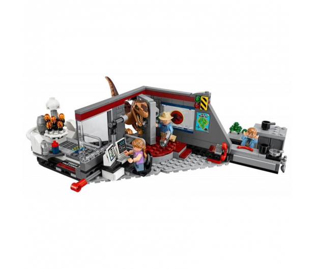 LEGO Jurassic World Pościg raptorów - 430468 - zdjęcie 3