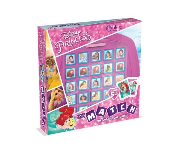 Winning Moves Match Princess - 417742 - zdjęcie 2