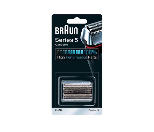 Braun Folia + Blok ostrzy 52S - 247884 - zdjęcie