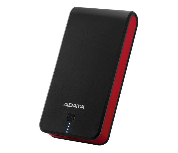ADATA Power Bank P20100 20100 mAh 2.1A (czarno-czerwony) - 426257 - zdjęcie