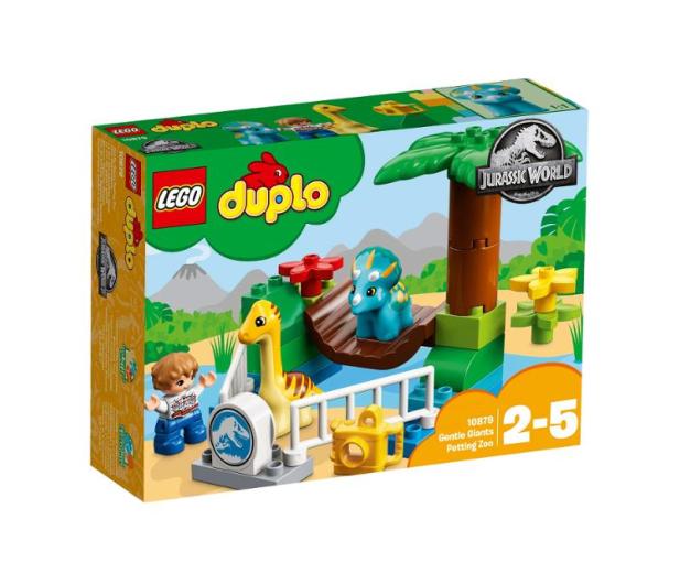 """LEGO DUPLO Minizoo """"Łagodne olbrzymy"""" - 432470 - zdjęcie"""