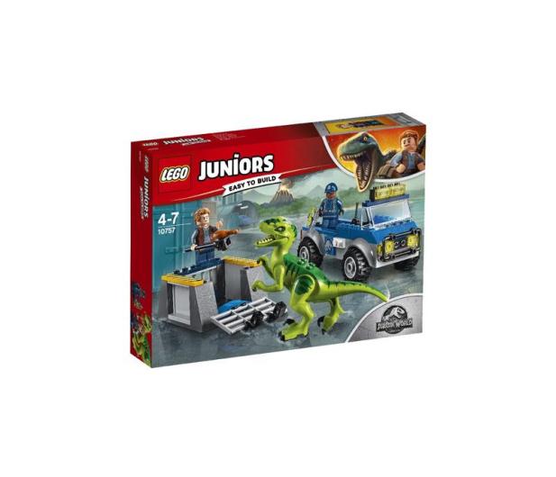 LEGO Juniors Na ratunek raptorom - 432443 - zdjęcie