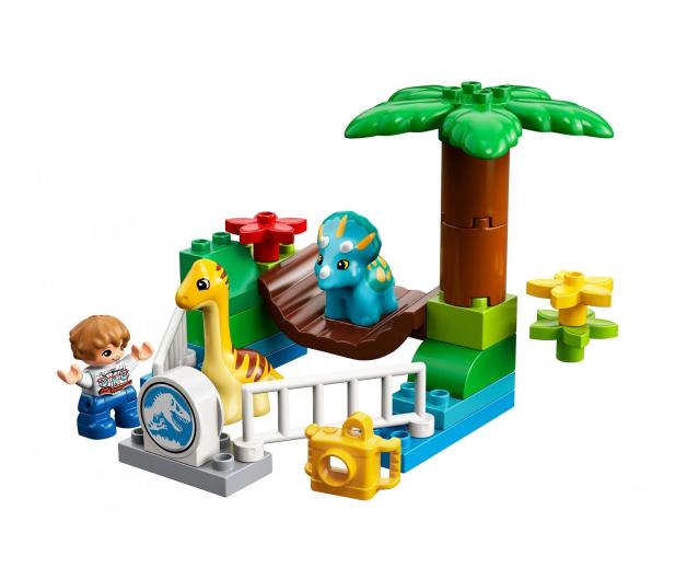 """LEGO DUPLO Minizoo """"Łagodne olbrzymy"""" - 432470 - zdjęcie 2"""